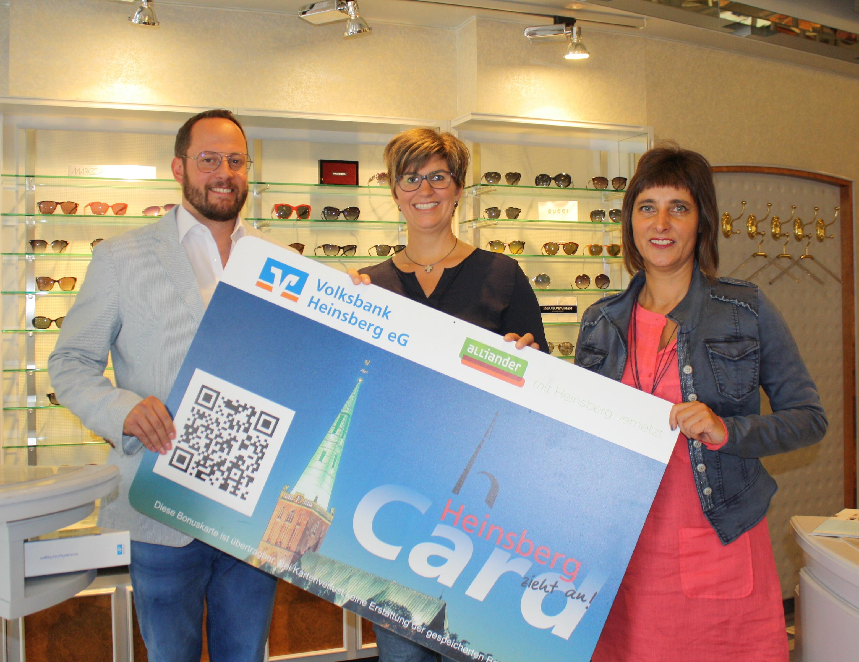 So macht Einkaufen in Heinsberg richtig Spaß | HeinsbergCard