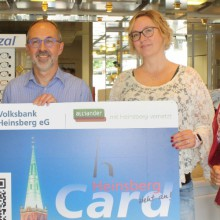 Punktekönig Juni – 33.000 Euro gesammelt