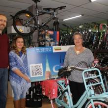 Punktekönig Dezember – Überraschung beim Fahrradkauf