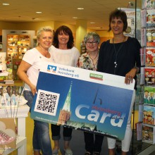 HeinsbergCard: Bald 5.000 Nutzer – Barbara Scholz ist Punktekönigin im Mai