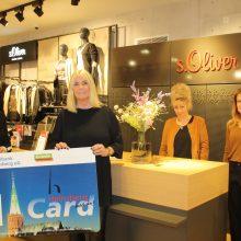HeinsbergCard immer attraktiver – Ab sofort Punkte sammeln im s.Oliver-Store
