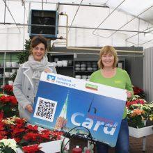 Punkte sammeln beim Pflanzenkauf – Blumen Forscheln schließt sich der HeinsbergCard an