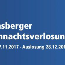 Heinsberger Weihnachtsverlosung